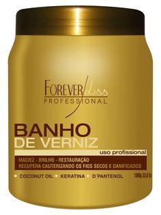 foreverliss mascara de cabelo verniz | Você está em: Banho de Verniz › Forever Liss Banho De Verniz ...