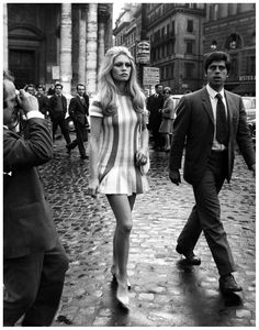 "Great Fashion Style from 60's Icon  ""Brigitte Bardot"""