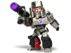 MN-03 Mecha Nations Megatron - Transformers 2010 - 2014 Transformers Figures