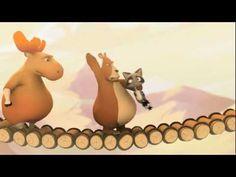 The Bridge – Animated short film Film Gif, Film D'animation, Short Film Youtube, Wordless Book, Disney Shorts, Movie Talk, School Videos, My Minion, Socialism