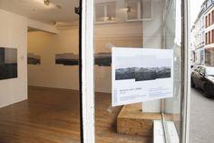 """Ausstellung """"Linien"""" von Katharina Acht in der Galerie Junge Kunst Trier. Foto: Katharina Acht"""
