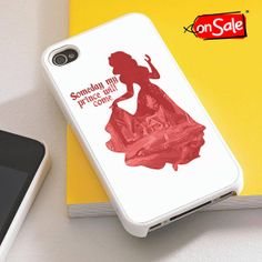 Snow White Quotes  iPhone 4S case iPhone 5S case by RogohSukmo, $5.00