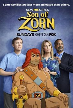 Son of Zorn streaming (Sub-Ita) | GuardareSerie: http://www.guardareserie.tv/streaming/329-son-of-zorn.html