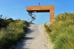 cylindrical public viewing platform - Google Search