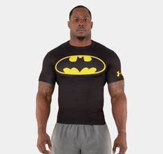 Mens' Under Armour® Alter Ego Compression Shirt | 1244399 | Under Armour US