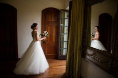 Winter wedding at Jacuzzi Winery T.J. Salsman Photography - Napa Valley Wedding, elopement, and portrait photographer