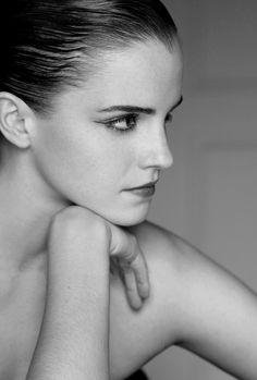 Emma Watson my parents say i look like her...