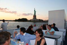 Manhattan Harbor Cruise. View more tours & activities at: www.globaladventures.us