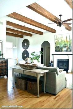 17 Best Fake beams images in 2017 | Cottages, Home