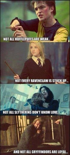 Truth about Hogwarts students!