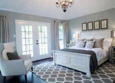 Romantic master bedroom decor ideas on a budget 17