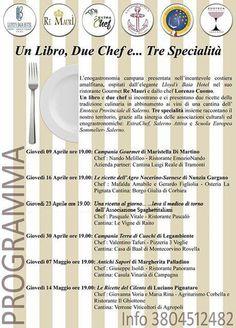 News di Spaghetti italiani - Lloyd's Baia Hotel - Vietri sul Mare (SA) - Un Libro, Due Chef e... Tre Specialità