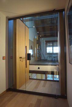 elevator cabin jura tangram design architecture   lausanne   fred hatt architecte   PORTFOLIO Lausanne, Villa, Elevator, Interior Ideas, Architecture Design, Cabin, Mirror, Furniture, Home Decor