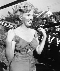 Marilyn Monroe em 1952 (Foto: Reprodução/Lani Carlson)