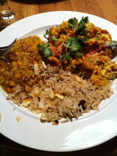 Jamie Oliver's Chicken Curry with Fragrant Rice Pilaf