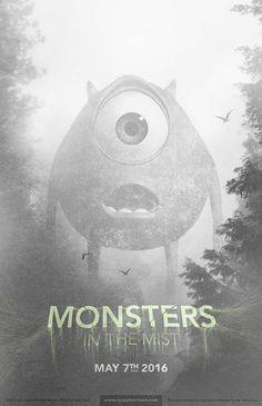 Monstruos en la niebla. Por Ryan J. Morrison.
