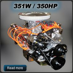 Ford Performance Engines, Ford Crate Motors, Ford Engines, Ford Motorsports - customcrateengines.com