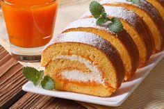 Il rotolo all'arancia con crema alla yogurt è un dolce dal sapore fresco ed intenso che piacerà a tutta la famiglia. Ecco la ricetta