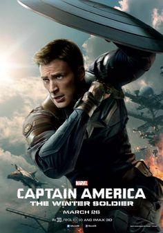 Captain America, il soldato d'inverno (2014).