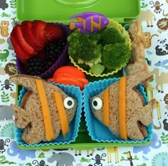 School Lunch Ideas.. Make it fun and healthy too, Check out other fun options at the page by clicking on this photo.