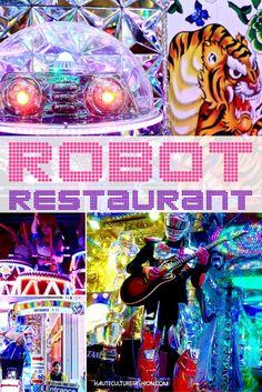 Robot Restaurant | Robot Restaurant Shinjuku Tokyo | Robot Restaurant Japan | Things to do in Tokyo | Shinjuku | Things to do in Shinjuku | Robots |
