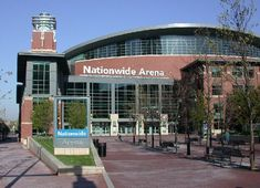 Nationwide Arena - Columbus Blue Jackets. Saw NKOTB here. Another good Columbus venue for concerts.