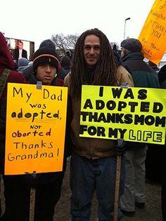 Abortion and adoption essay