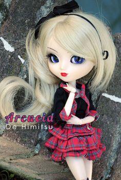 Arcueid (not my doll,property of Himitsu))