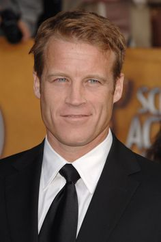 Mark Valley - now on Body of Proof.  Loved him as Keen Eddie in 2003, still hot...