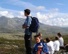 Familieferie på Høvringen i Rondane