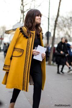 О пальто…