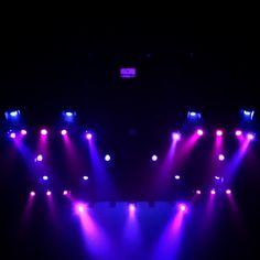 Theaterbelichting (bij Stadstheater Zoetermeer)  // Fotograaf/photographer Eelco Coers //
