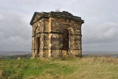 Black Dicks Tower - Mirfield - November 2010 - Derelict Places