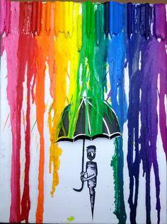 melted crayon art Crayon Art, Melting Crayons, Abstract, Artwork, Inspiration, Summary, Biblical Inspiration, Work Of Art, Auguste Rodin Artwork