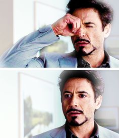 """I am limited by the technology of my time, but one day you'll figure this out. And when you do, you will change the world."" - Howard Stark, ""Iron Man 2"""