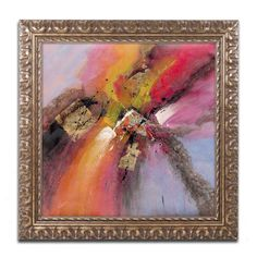 Sunset by Ricardo Tapia Framed Painting Print