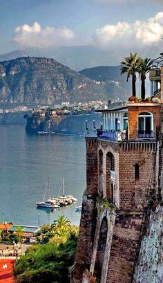 Inspiration by the Sea Sorrento, Italy
