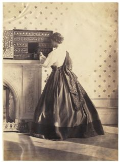 Rare and newly discovered collection by enigmatic and pioneering Victorian female photographer, Lady Clemintina Hawarden