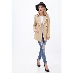 Love 21 Every cool girl's signature finishing touch the classic longsleeved cotton twill trench coat is a perennially stylish piece we borrowed from oldschool …