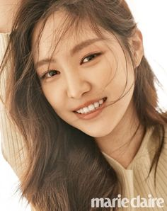 APINK's Son Na Eun Shares Her Beauty with Marie Claire | Koogle TV