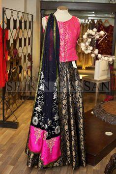 Shirin hassan dress Pakistani Dresses, Indian Dresses, Indian Outfits, Indian Wear, Indian Style, Indian Fashion, Womens Fashion, Wedding Wear, Wedding Dress