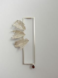 brooch - 925 silver, garnet                                                                                                                                                     More