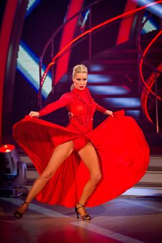 Denise - Strictly Come Dancing - Week 6 - Nov 2012
