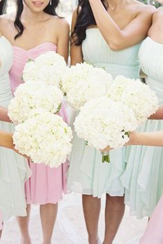 pastel wedding - brides of adelaide magazine - love -