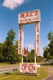 MACS drive-in - Waterloo, NY