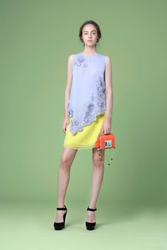 Andrew Gn - Resort 2015 - Look 13 of 50