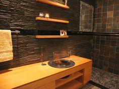 Bathrooms with Unique Features | DIY Bathroom Ideas - Vanities, Cabinets, Mirrors & More | DIY
