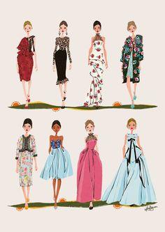 Fashion Week | Minjee Kang @BIGFASHIONBOOK