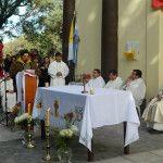 La Diócesis de Catamarca tiene la Parroquia de Santa Ana y San Joaquín
