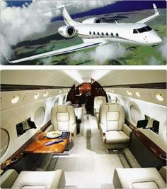 G550 for my next 'pure business' trip